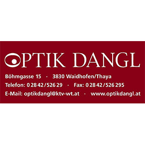 Optik Dangl